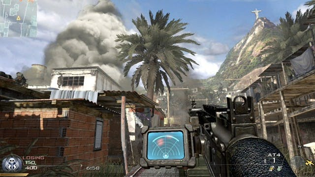 Modern Warfare 2 brings high sales and controversy