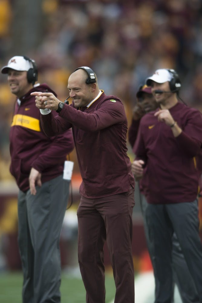 Gophers notebook preview: Ohio State