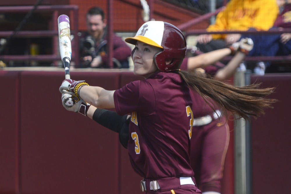 Gophers sweep the Terrapins in first Big Ten series of the year