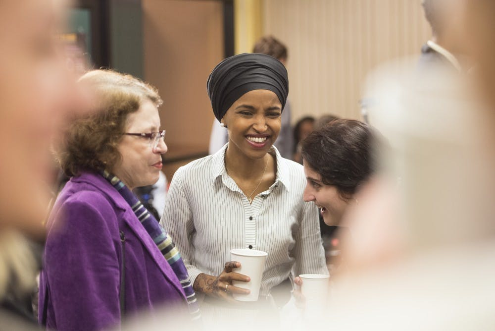 Rep. Ilhan Omar launches re-election bid ahead of second legislative session