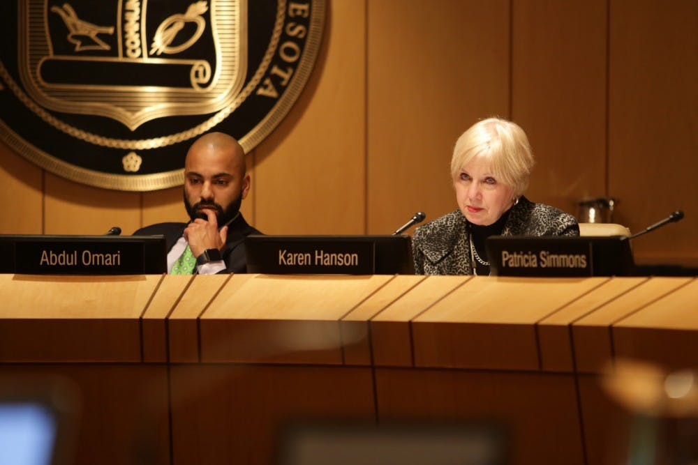UMN Provost Karen Hanson to step down from role this year
