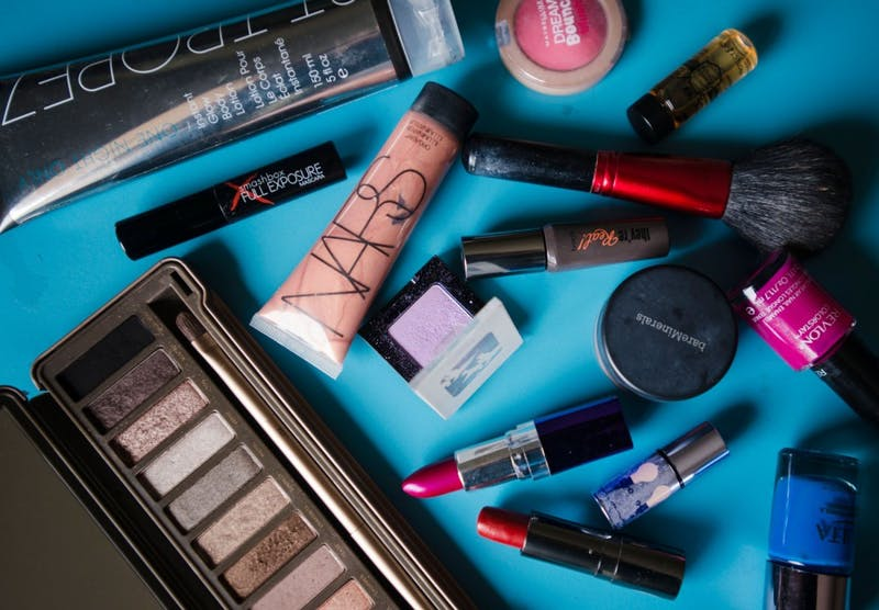 Some must-have makeup products are worth splurging on, but others are a chance to save.