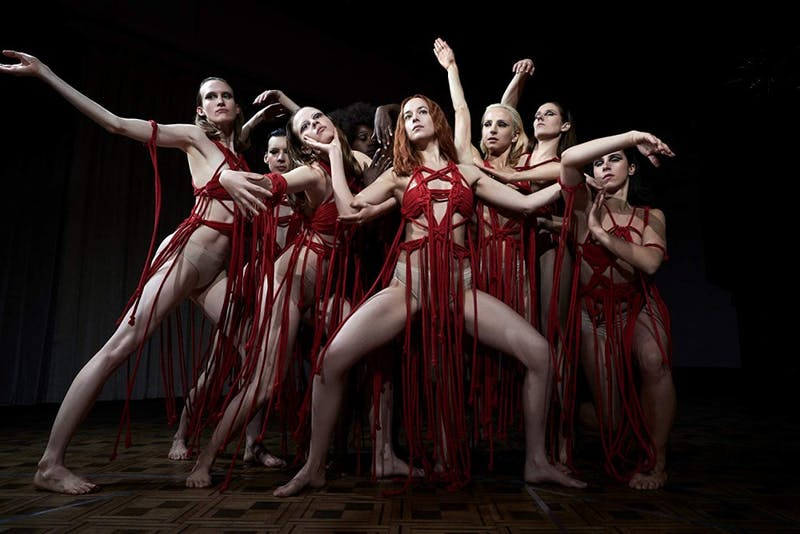 "Film still from ""Suspiria"""