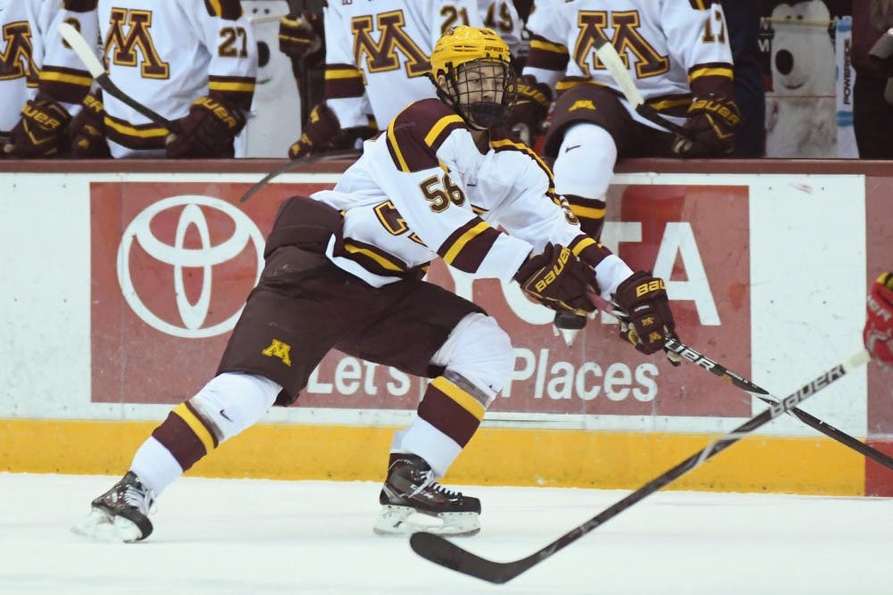 Gophers look to finish first half of season strong at Michigan