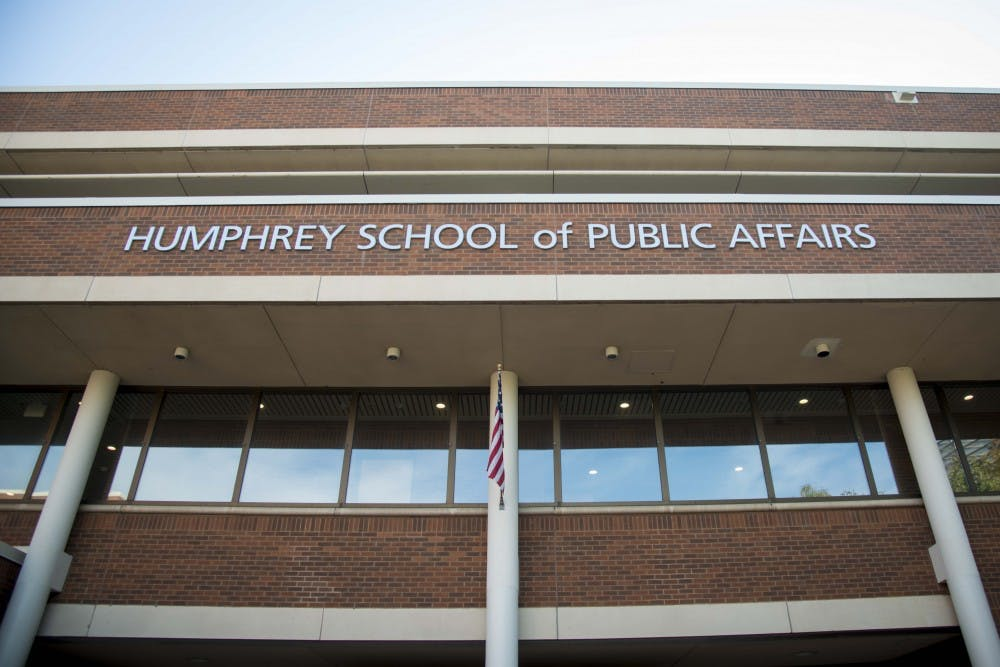 "Disciplined Humphrey professor still ""performing faculty duties"""