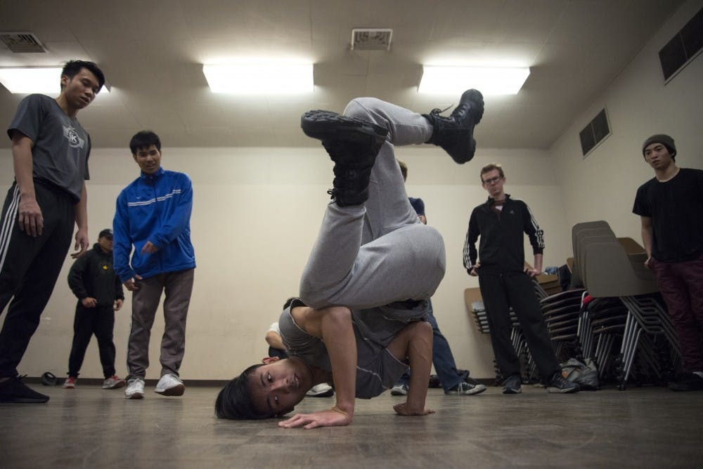 UBreak to host the fifth annual Kings of the Midwest break dance battle