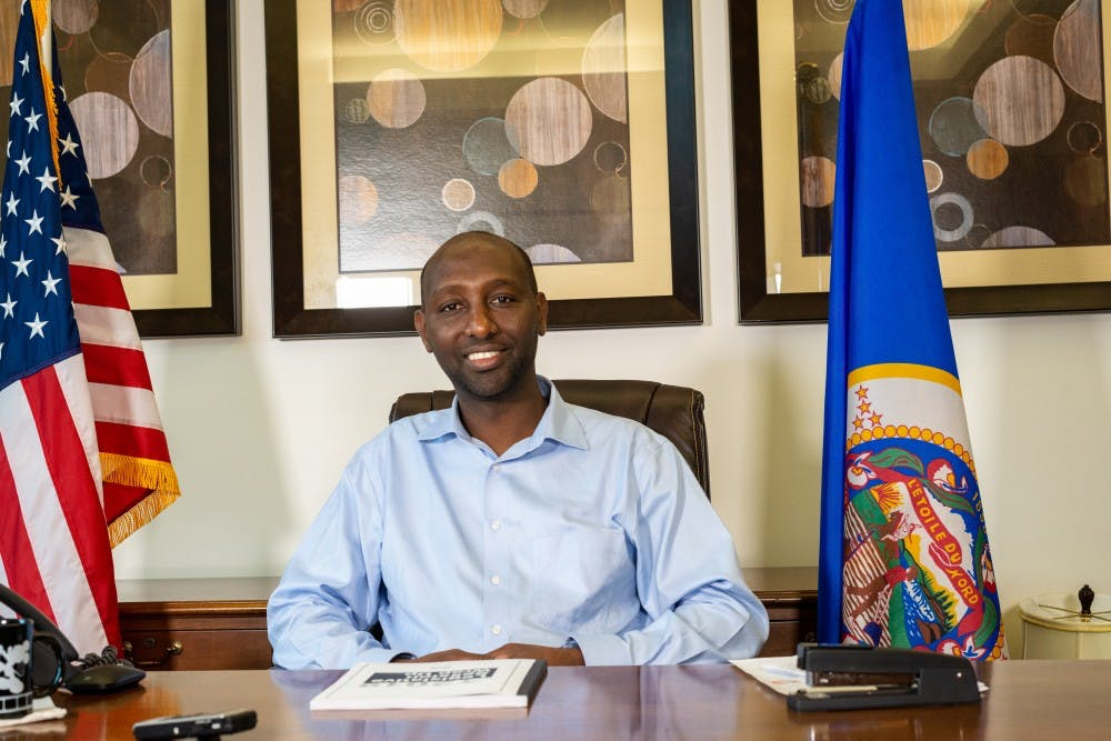 Rep. Mohamud Noor talks working with MSA for renters' rights, home ownership and tuition