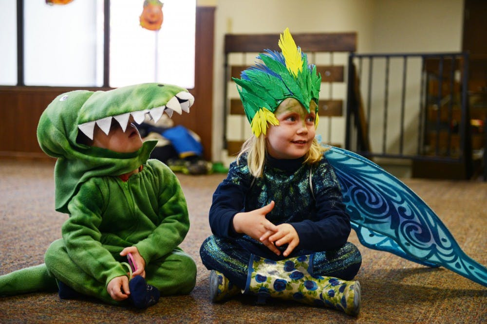 Children dish out Halloween tips