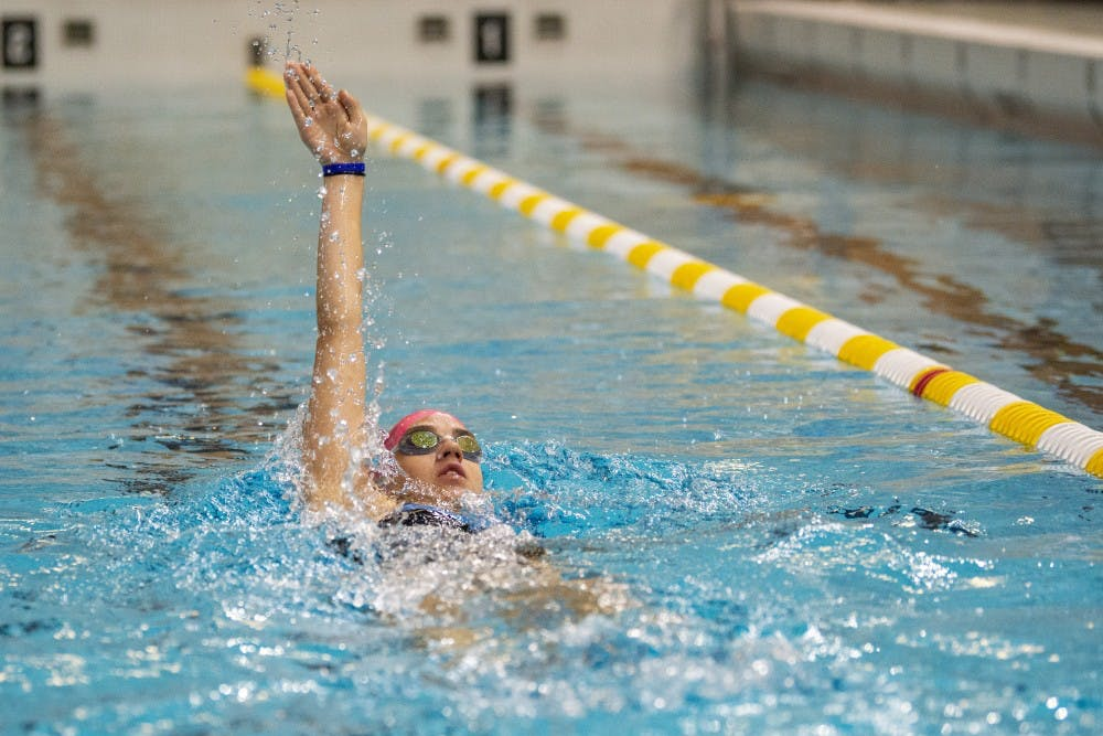 UMN grad student tackles triathlons in her free time