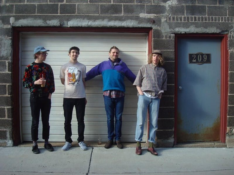 New-to-Minneapolis rock band, Wild Firth