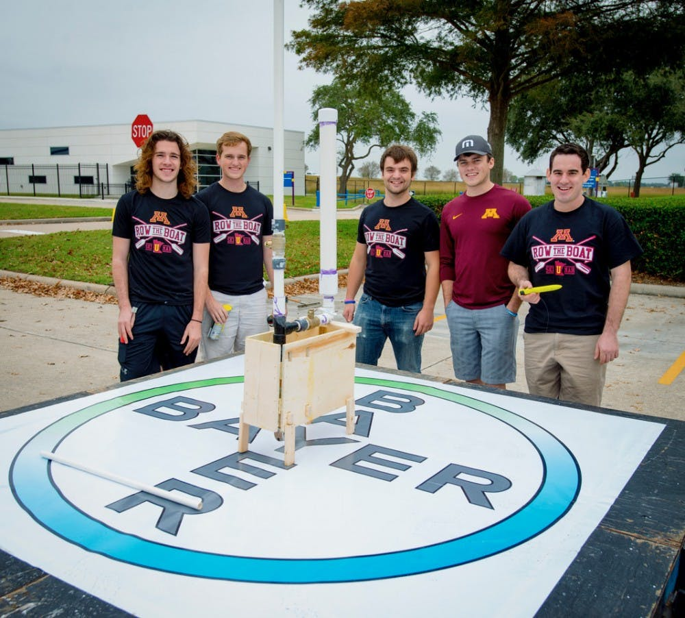 University rocket team sets Guinness record