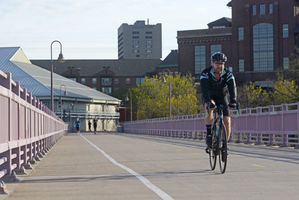 Interactive: A look at bike traffic and growth at the University of Minnesota