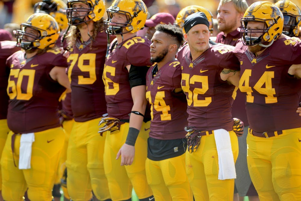 Daily Breakdown: Gophers hold close edge over Iowa