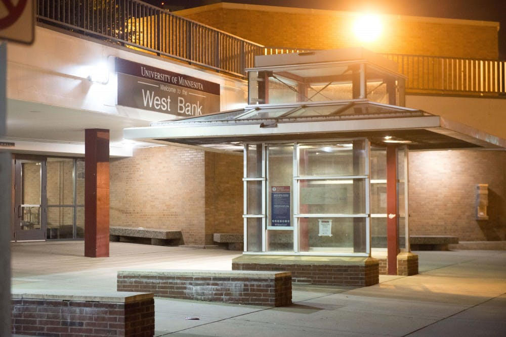 Two robbed at knifepoint on campus