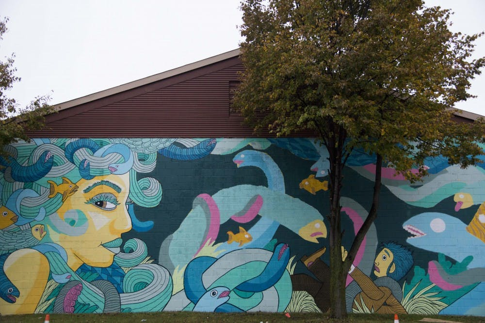 Twin Cities' first street art festival turns walls into canvases