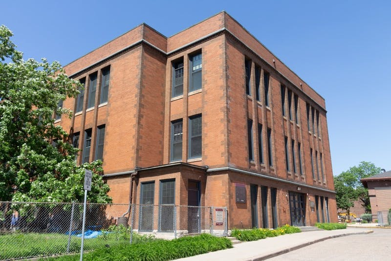 The University's Institute of Child Development building was erected in 1913 with an addition in 1967. The University asked for $28 million from the state during this past legislative session to fund a replacement building.