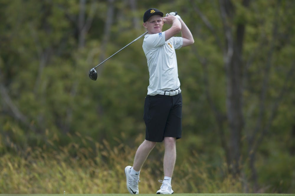 Men's golf opens spring season with Big Ten Match Play