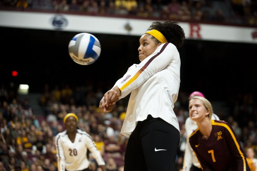 Gophers grab two wins at University Park