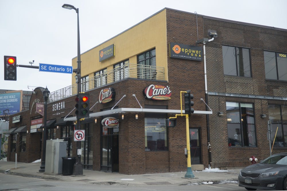 raising cane s plans dinkytown expansion the minnesota daily