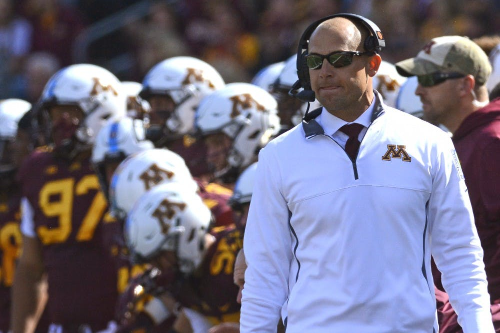 For the Gophers, quarterback issue remains growing concern