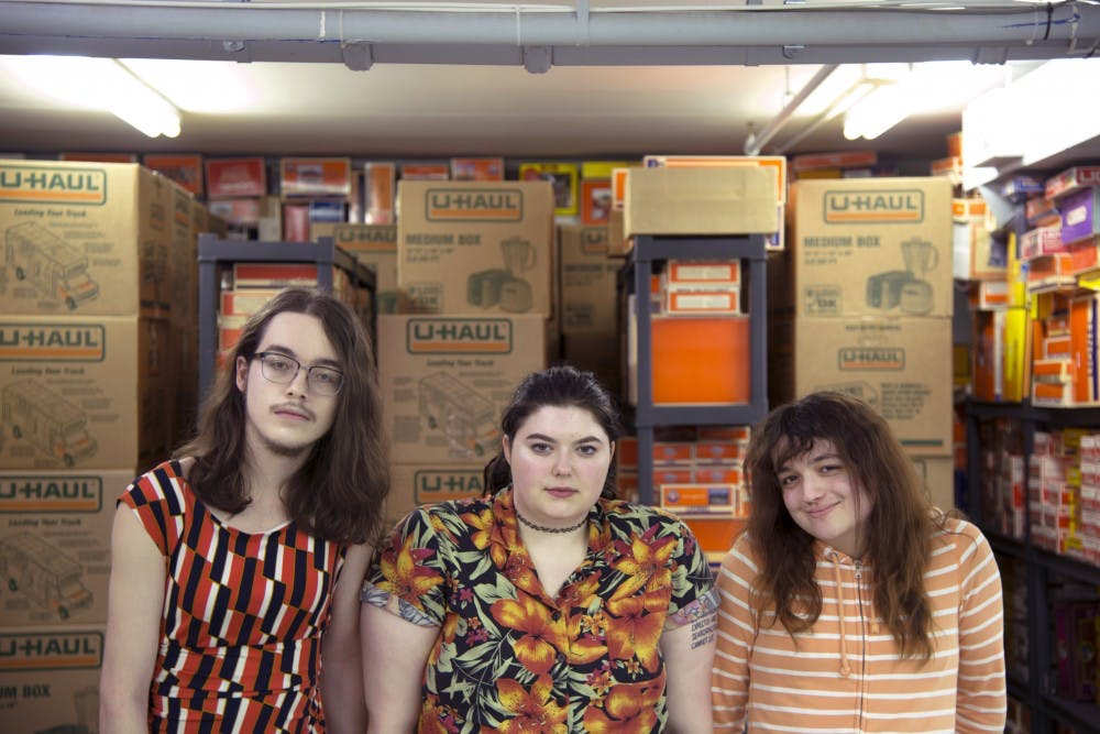 All-trans Minneapolis band, 4th Curtis, melds creativity and positivity