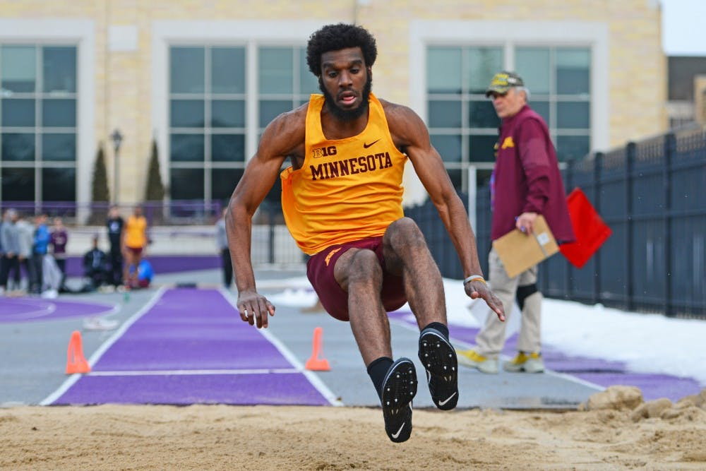 Gophers come away with seven titles at St. Thomas