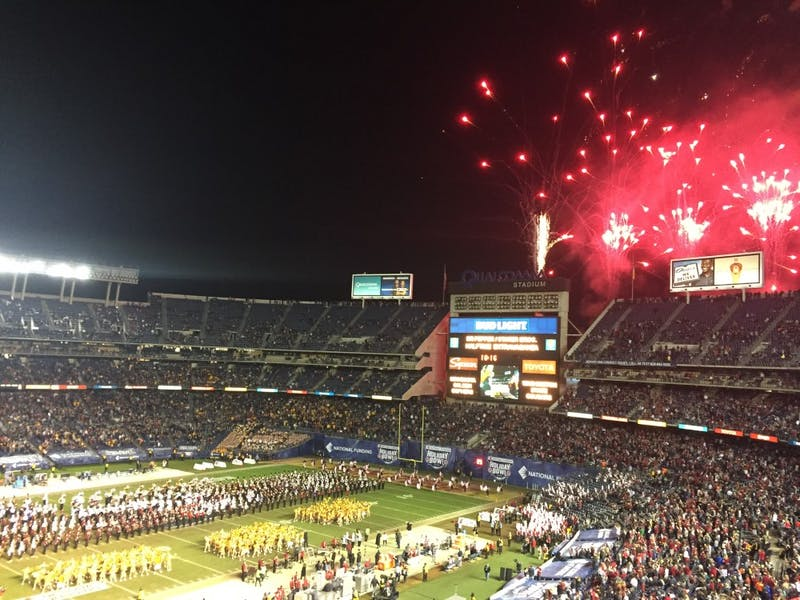 Minnesota defeated favorite Washington State, 17-12, Tuesday in the Holiday Bowl in San Diego, Calif. at Qualcomm Stadium.