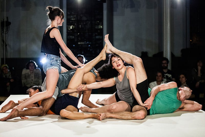 "A work-in-progress showing of choreographer Faye Driscoll's ""Thank You For Coming"" series. Driscoll and ""Thank You For Coming: Attendance"" are hitting the Walker Art Center Wednesday."