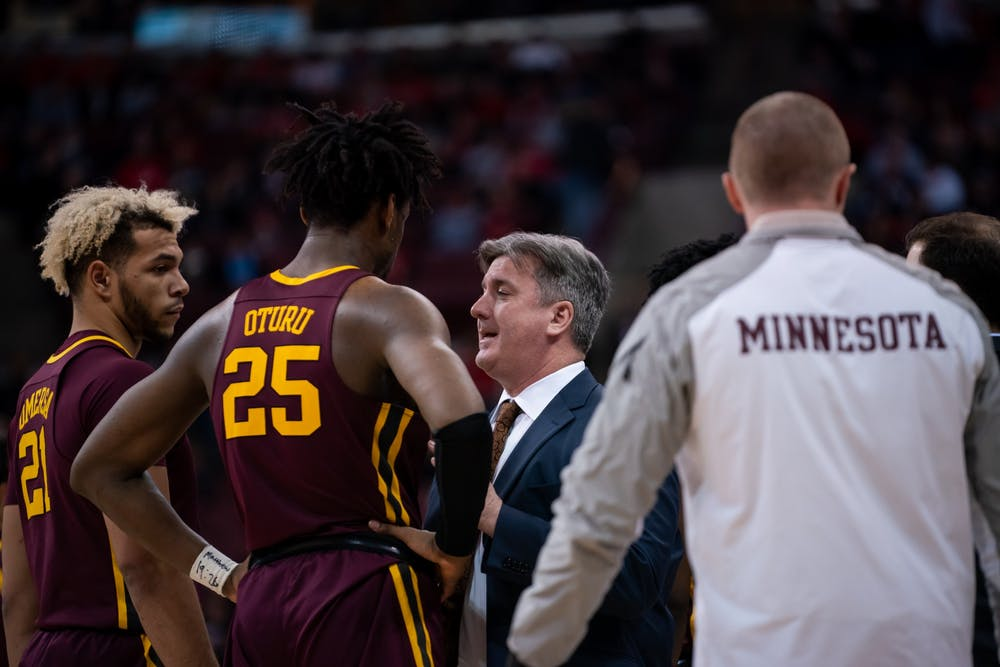 Gophers promote Ed Conroy to men's basketball associate head coach