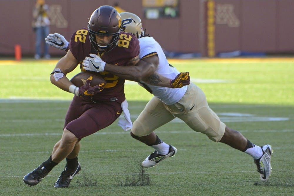 Q&A: Drew Wolitarsky on becoming a Canadian citizen and his jealousy of the current Gophers offense