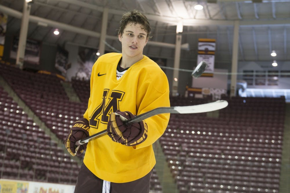 BIG10: Gophers Freshman Finds His Rhythm