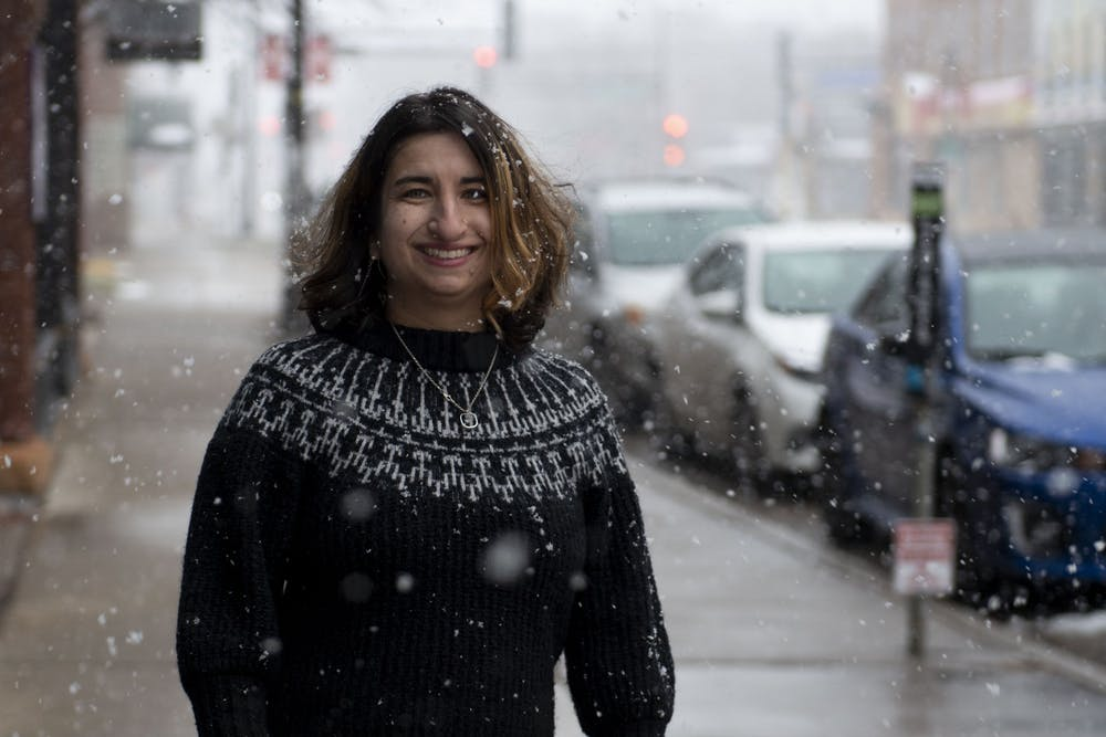 West Bank leader reflects on her work with business, art community