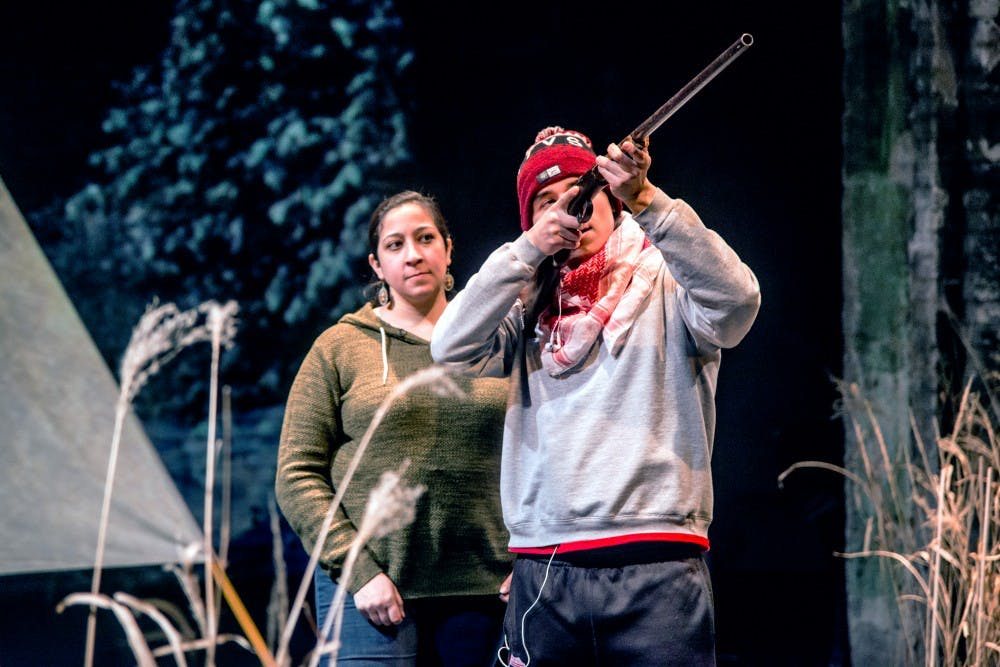 Turtle Theater Collective elevates Native voices