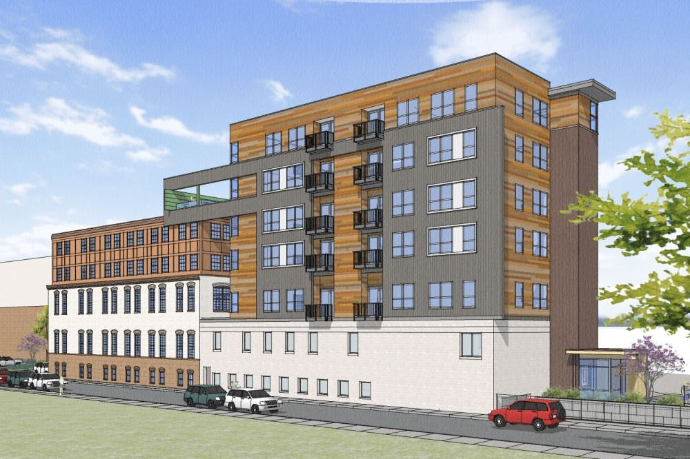 Expansion coming to University-area apartments