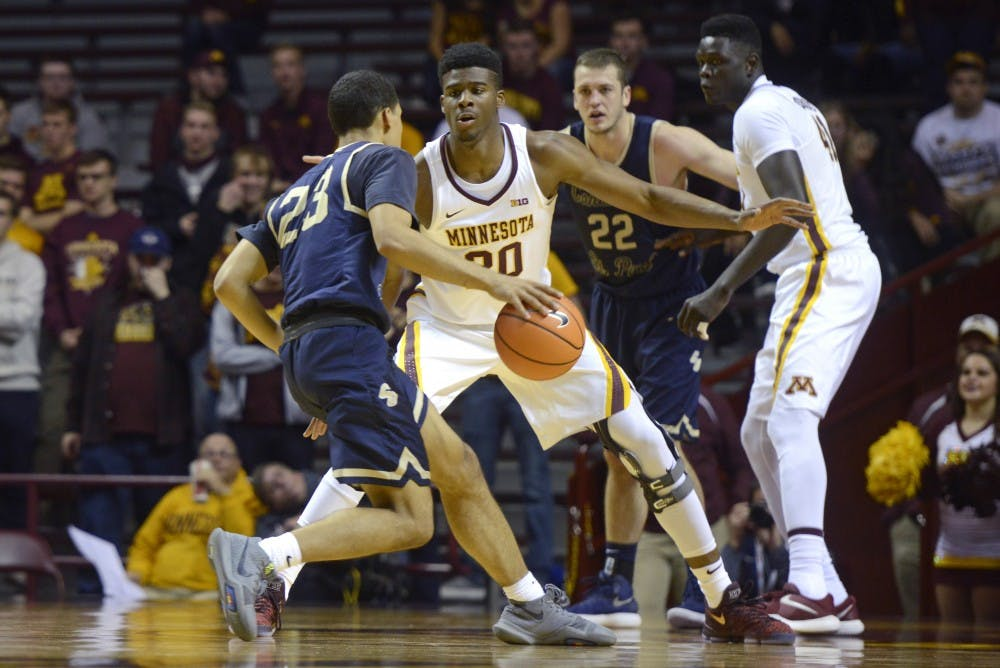 Davonte Fitzgerald to transfer from Minnesota