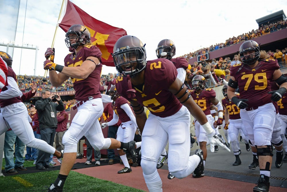 Daily Breakdown: Maryland poses tough test for Minnesota