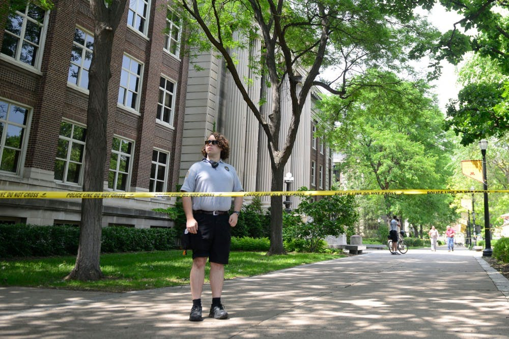 Smith Hall explosion injures one