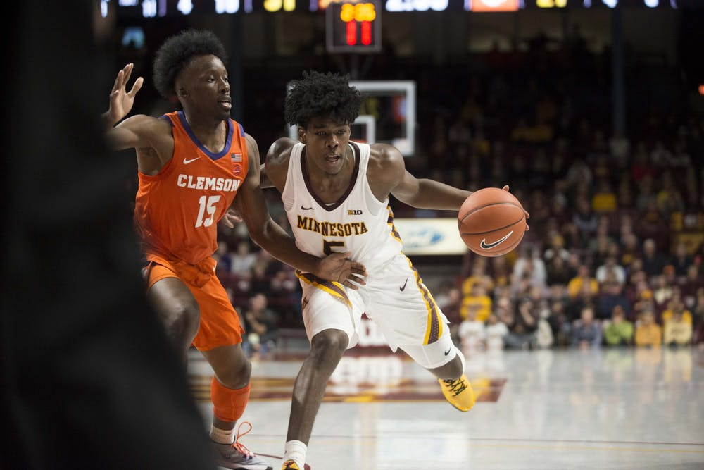 Marcus Carr leads Gophers to upset over No. 3 Ohio State