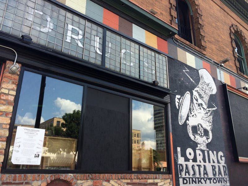 Loring Pasta Bar as seen on Aug. 2, 2017. The restaurantwill reopenAug. 9 as the rebranded LRx: Loring and Pharmacy Bar under new ownership of longtime managers.