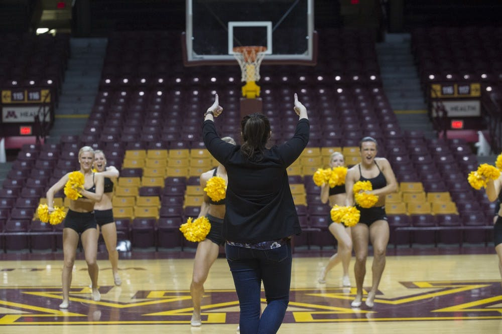 Grace, guts, gild: An inside look at the lasting success of the U's dance team