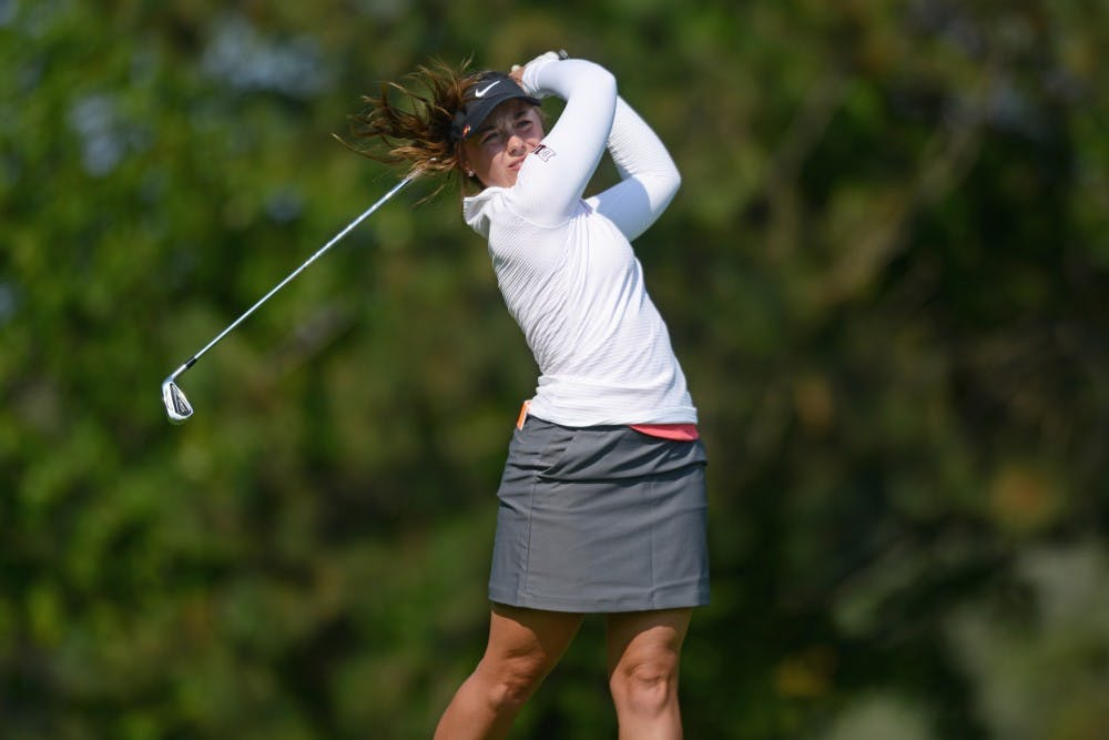 Gophers finish eighth to end fall season