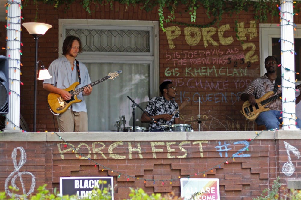 Porchfest highlights music, dance in Powderhorn