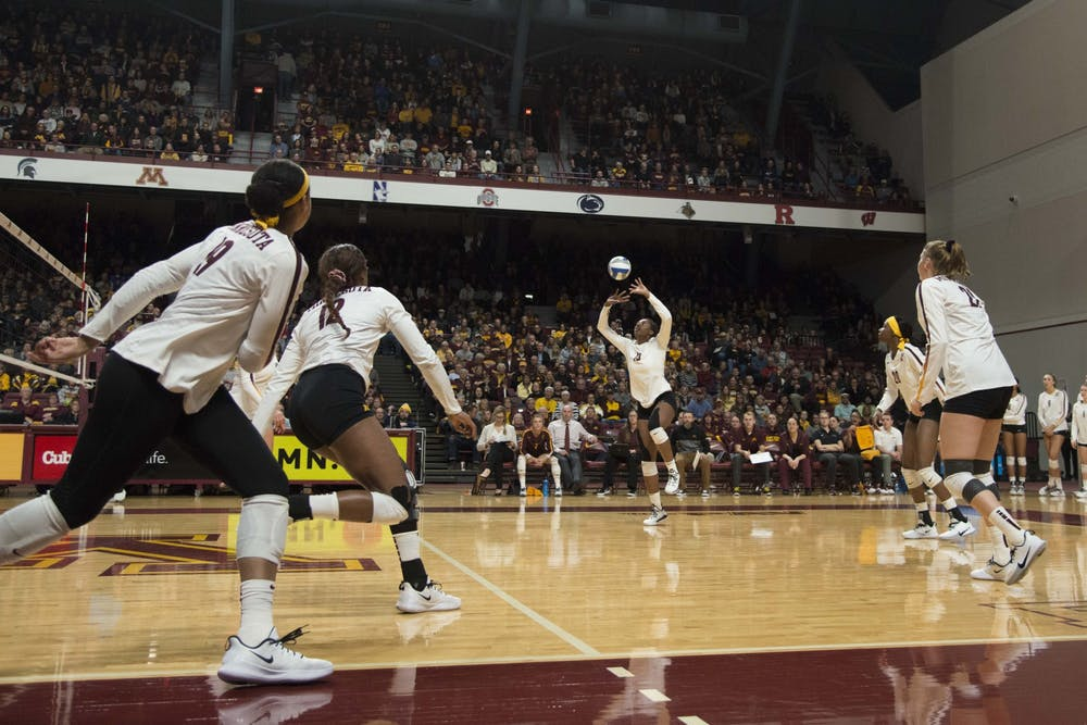 Gophers earn road win, beat Purdue for second time this season
