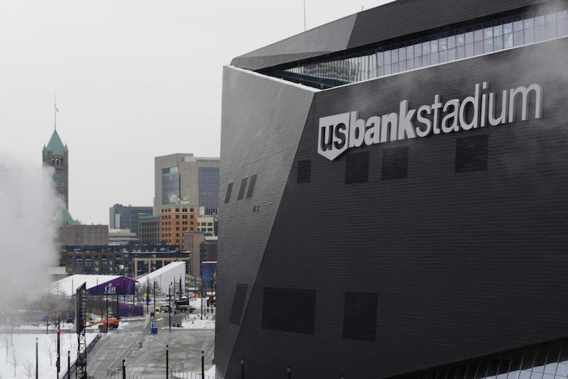 Super Bowl LII comes to US Bank Stadium on Feb. 4.