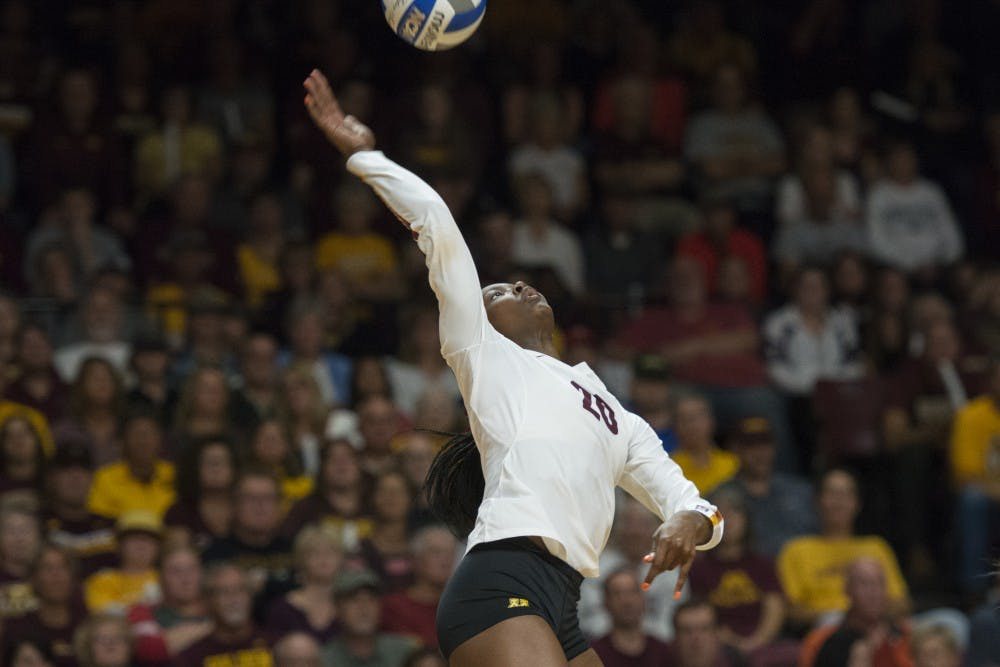 No.5 Minnesota upsets No. 3 Nebraska on the road