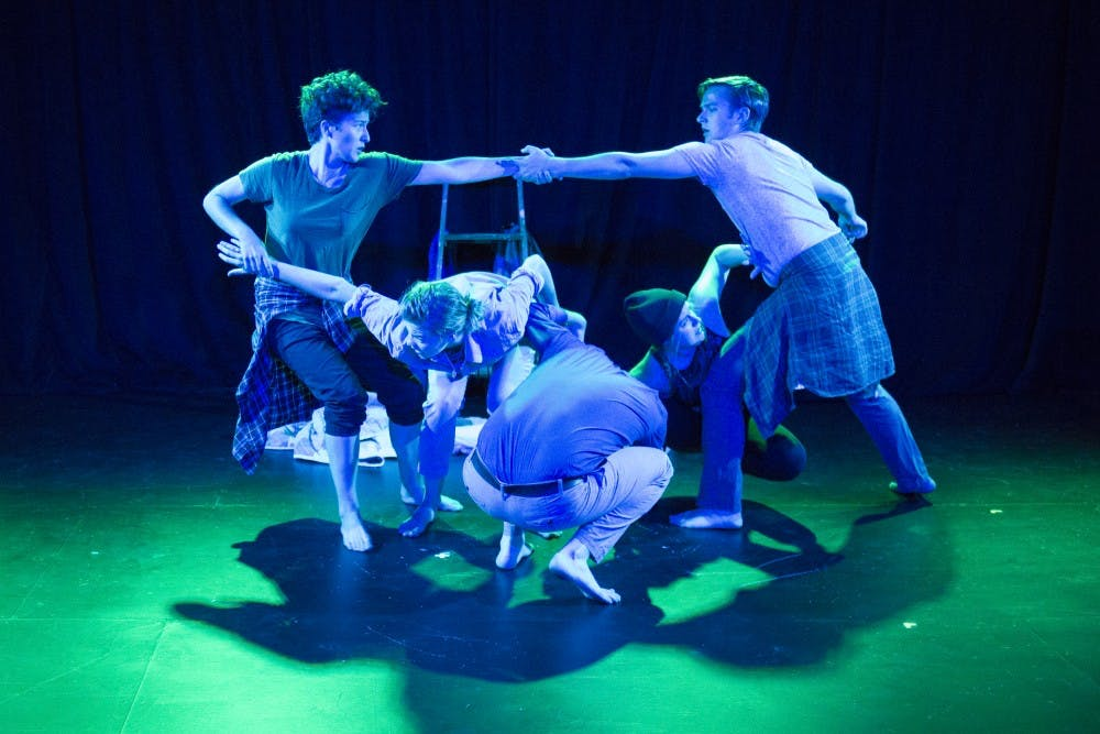 At Fringe Festival, UMN students give new life to Shakespeare