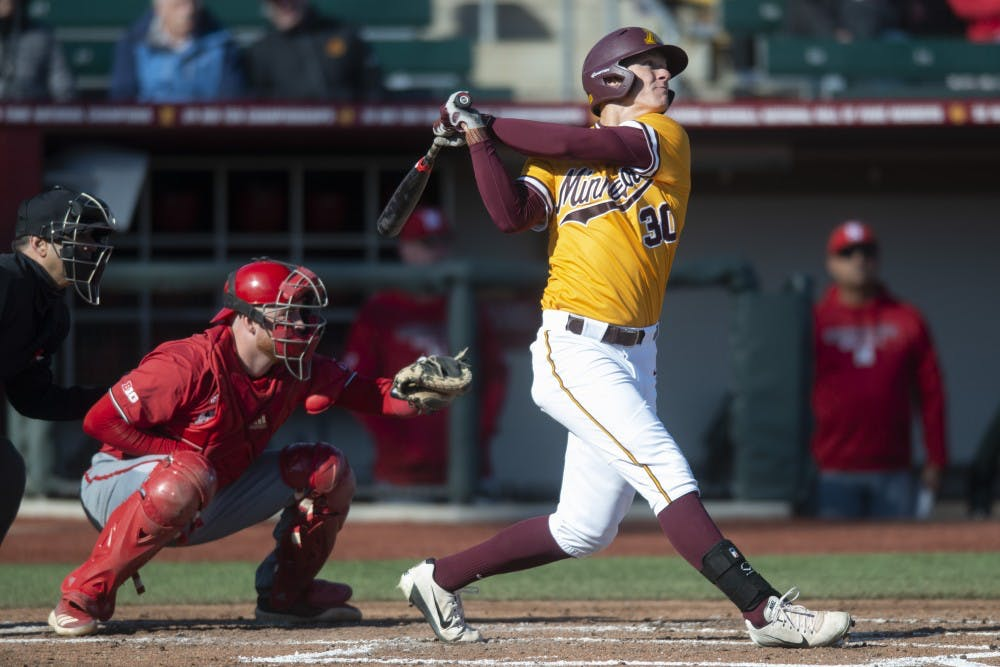 Jack Wassel's first inning homer boosts Gophers over the Sooners