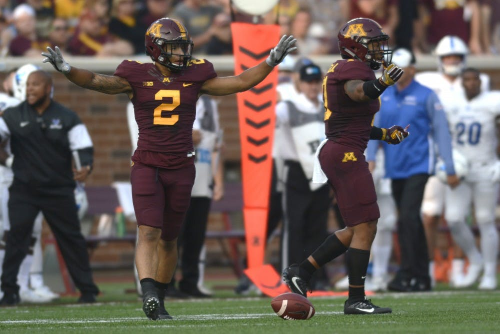 Daily Breakdown: Minnesota has slight advantage over Oregon State's weak defense