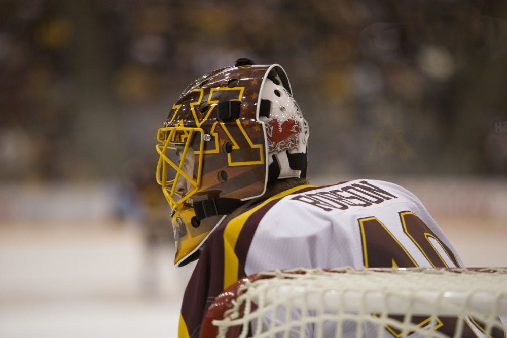 Gophers Come Back, But Lose In Overtime To St. Lawrence