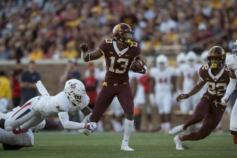 Gophers take down Fresno State at home